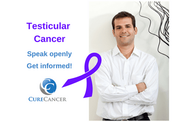 Testicular cancer: Speak openly - Get informed!