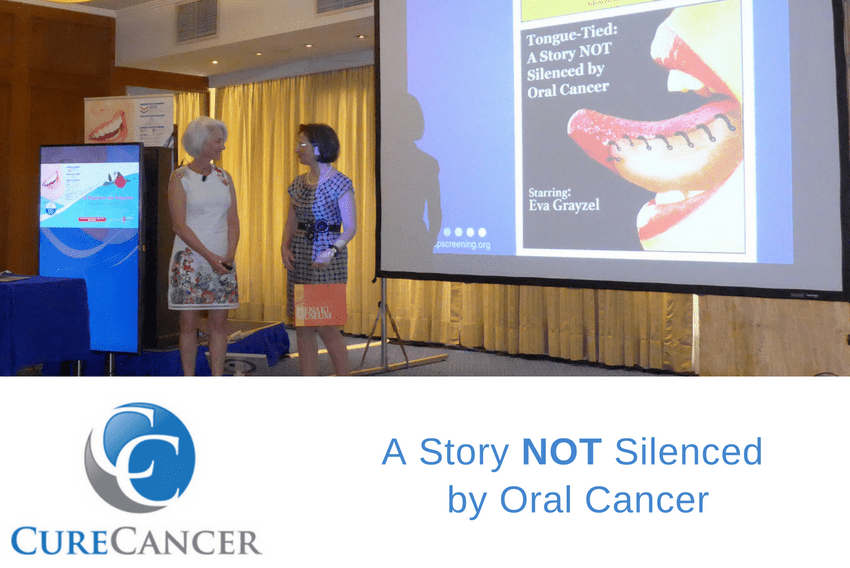 A story that was not silenced by oral cancer stage IV