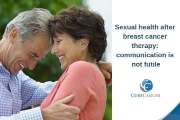 Sexual health after breast cancer therapy: communication is not futile