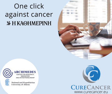 One click against cancer!