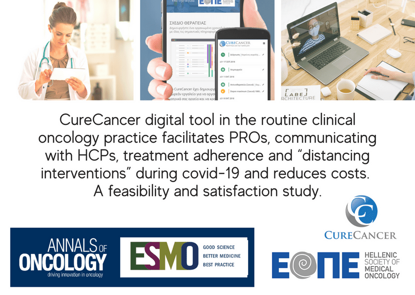 Annals of Oncology: Publication of CureCancer study abstract