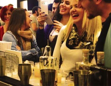 Athens Bar Show 2013