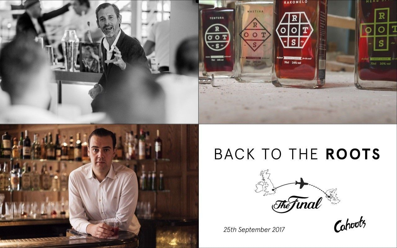 "Back to the Roots, UK competition - ""When truly great drinks are easy to make"" - The final !"