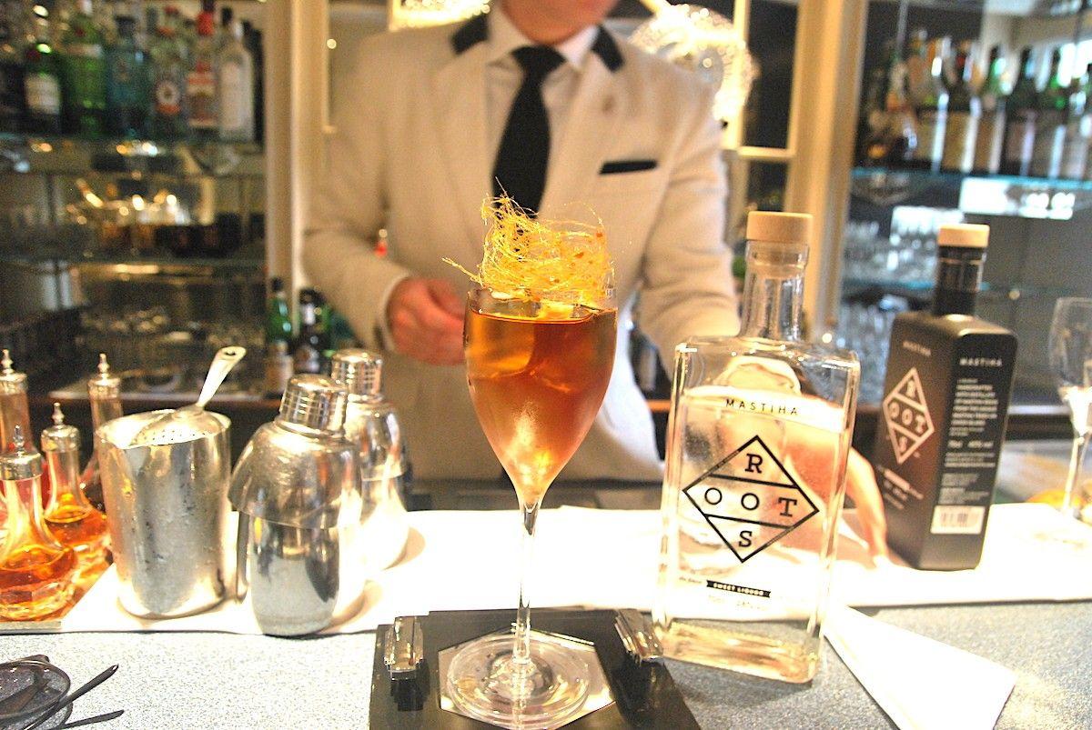 American bar at the Savoy, LONDON
