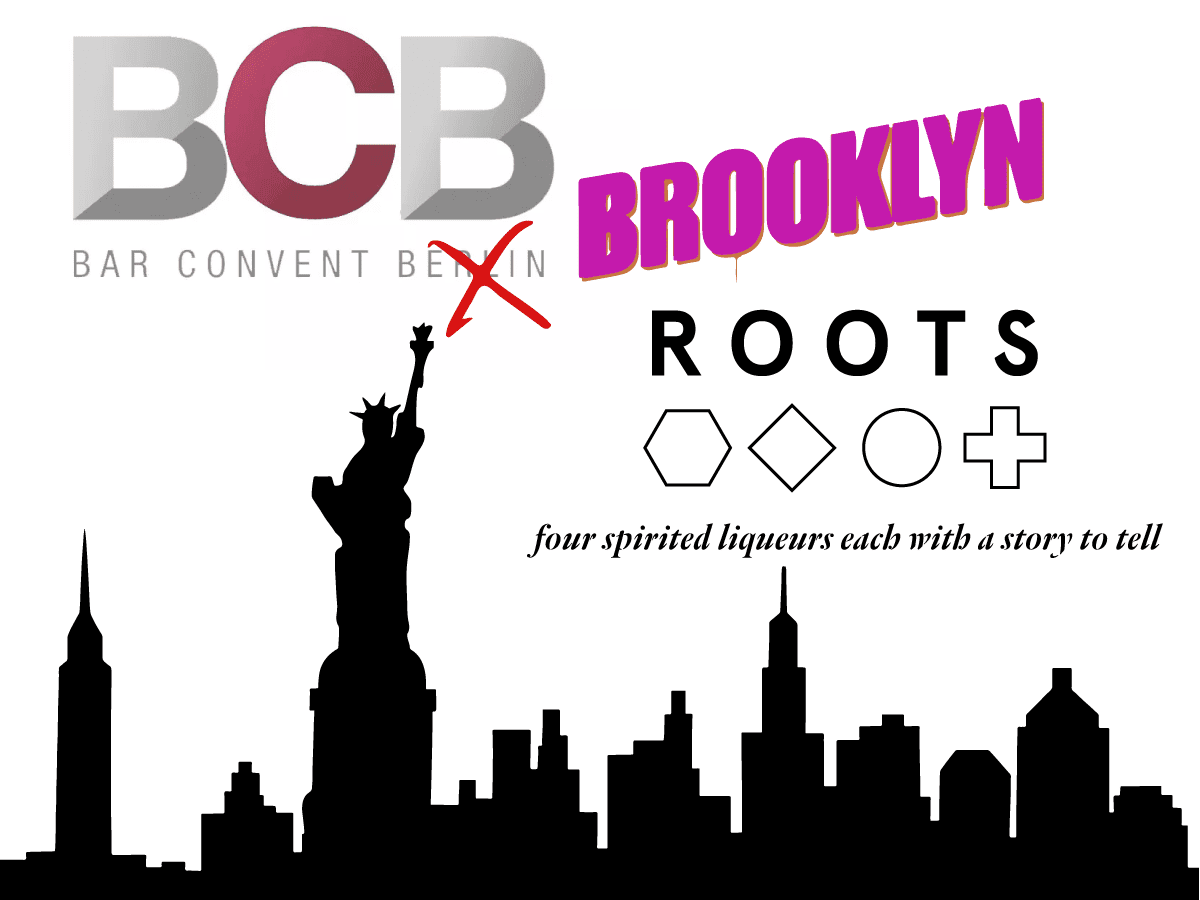 BCB: Bar Convent Ber..., sorry Brooklyn !