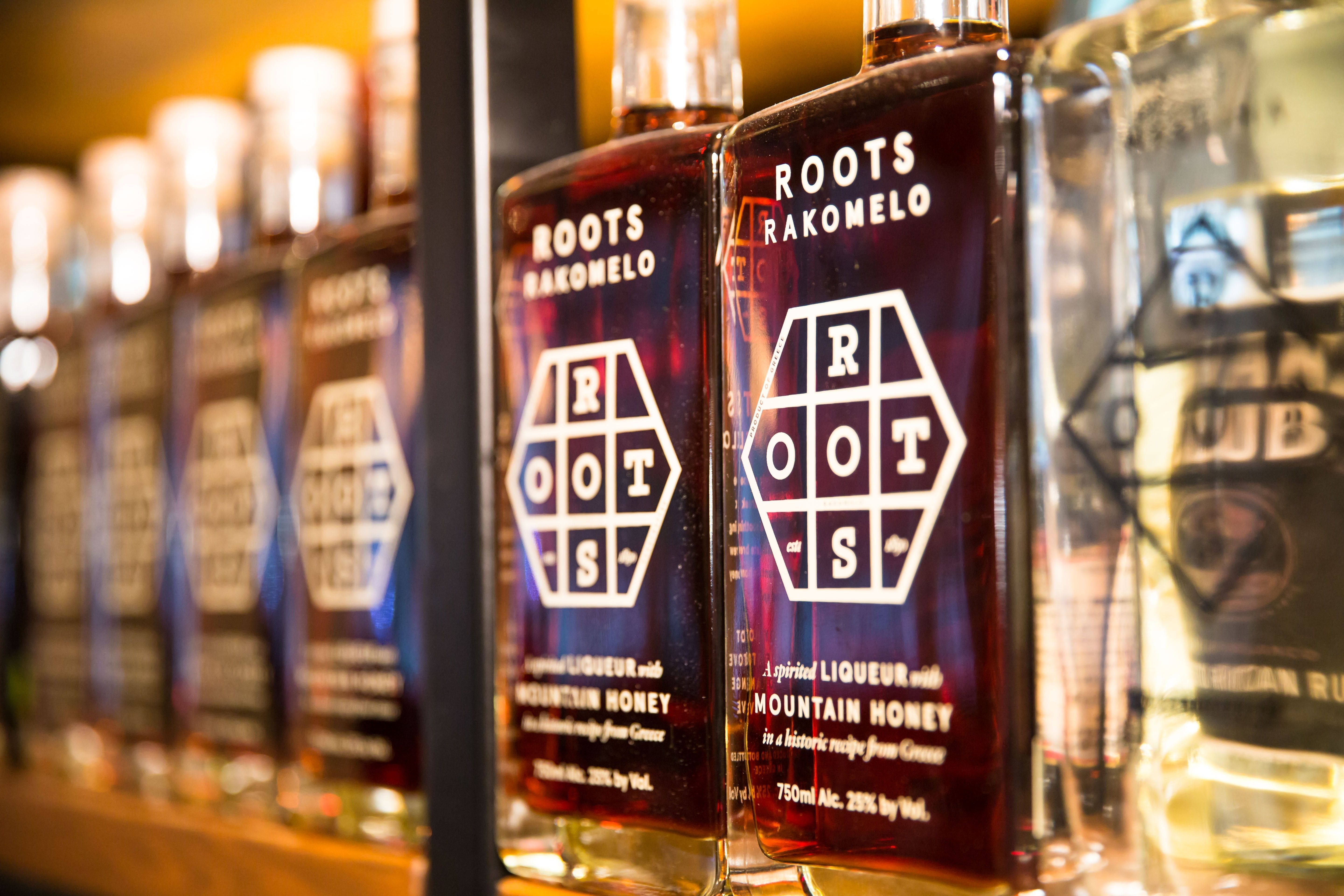 Roots US cocktail competition