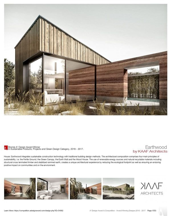 A' DESIGN MAGAZINE - EARTHWOOD 4