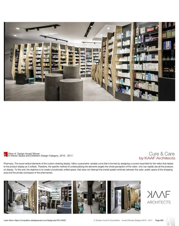 A' DESIGN MAGAZINE - CURE & CARE 3