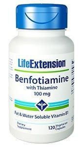 BENFOTIAMINE with Thiamine  100mg