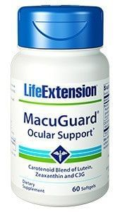 MACUGUARD™ Ocular Support with SAFFRON
