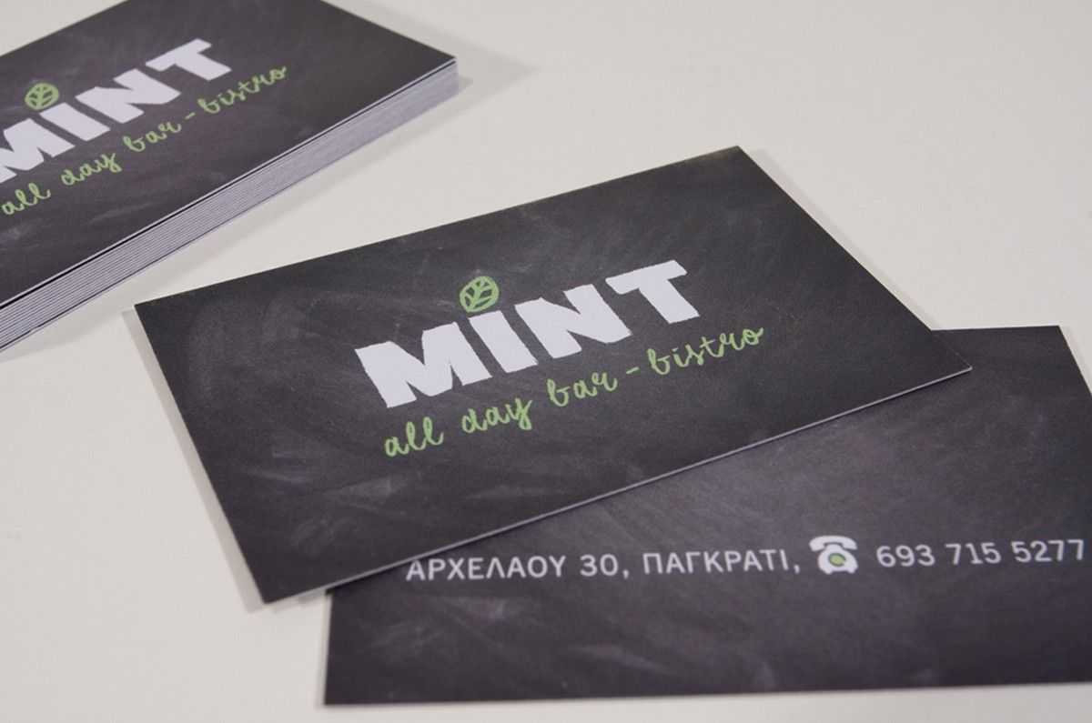 """MINT"" All Day Bar - Bistro"