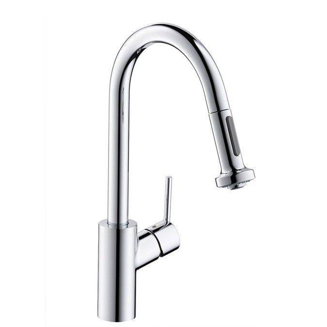 Talis S² Variarc  kitchen mixer  with pull-out spray