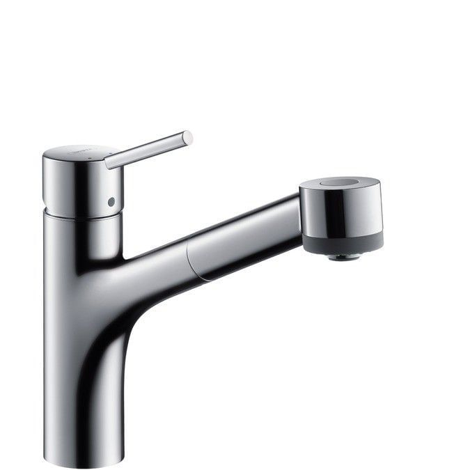 Talis S Single lever kitchen mixer pull-out spray