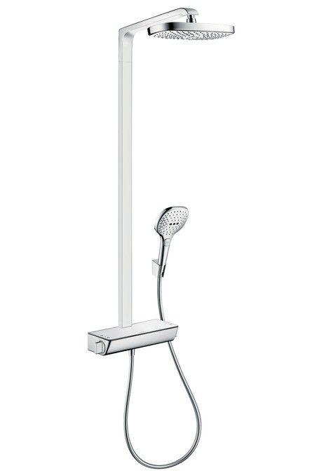 Raindance Select E 300 2jet Showerpipe