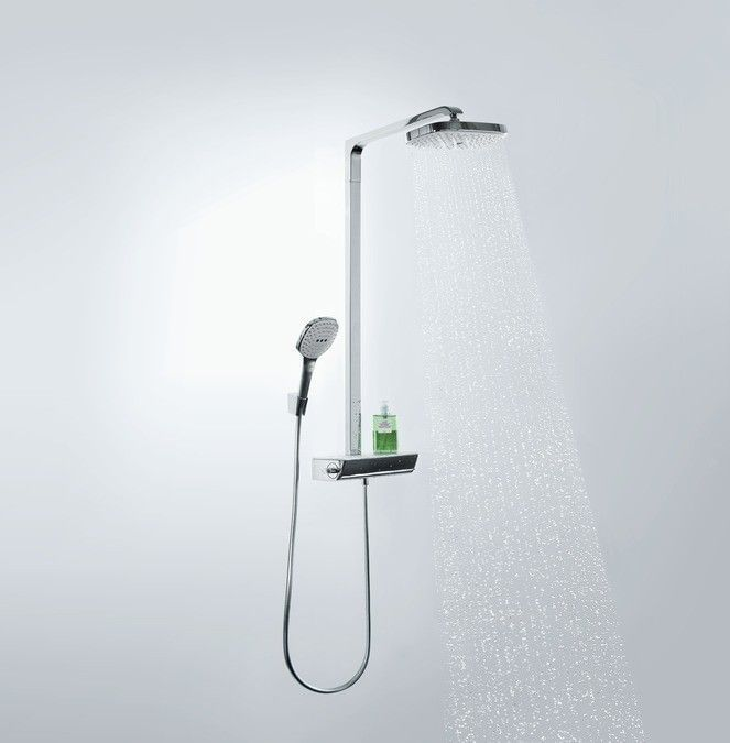 Raindance Select E 300 2jet Showerpipe