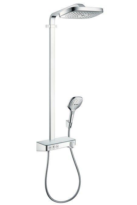 Raindance Select E 300 3jet Showerpipe