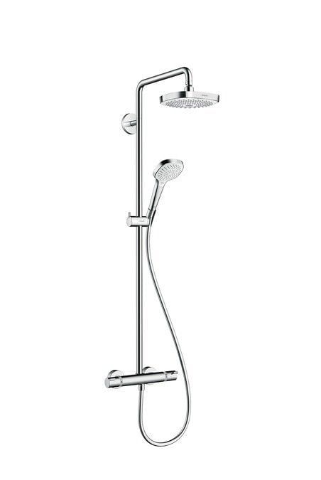 Croma Select E 180 2jet Showerpipe