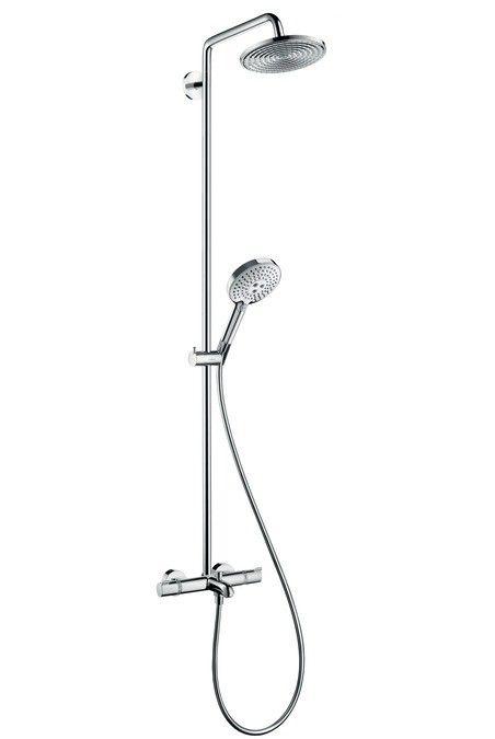 Raindance Select S 240 1jet Showerpipe for bath tub