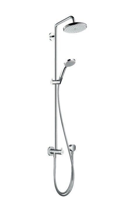Croma 220 Air 1jet Showerpipe Reno