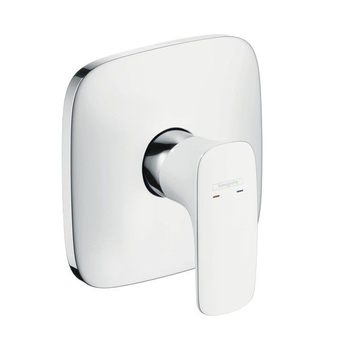 PuraVida Single lever shower mixer for concealed installation