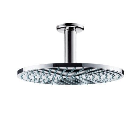 Raindance Air Plate Overhead Shower Ø240mm DN15 with ceiling connector