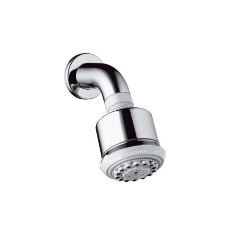 Clubmaster Overhead Shower with shower arm DN15