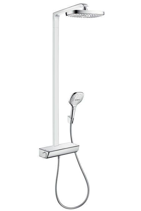 Raindance Select E 300 2jet Showerpipe, DN15