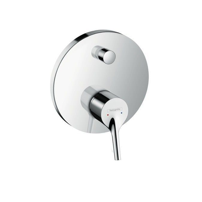 Talis S Single lever bath mixer for concealed installation