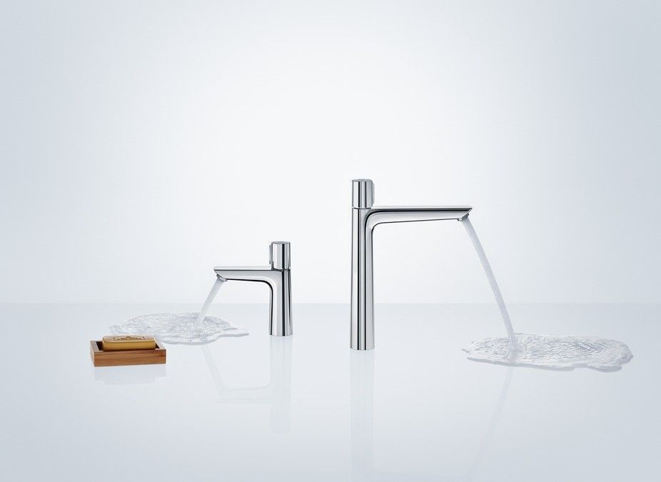 Talis Select E Single lever basin mixer 110