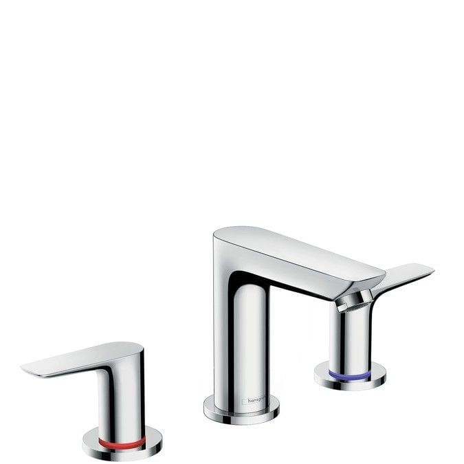 Talis E 3-hole basin mixer