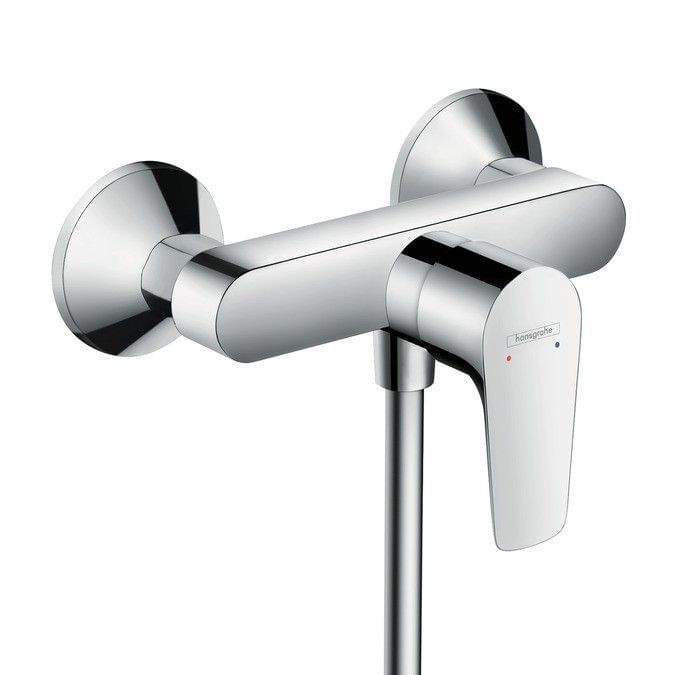 Talis E Single lever shower mixer