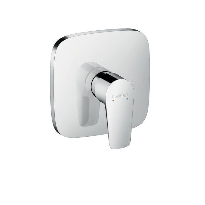 Talis E Single lever shower mixer for concealed installation