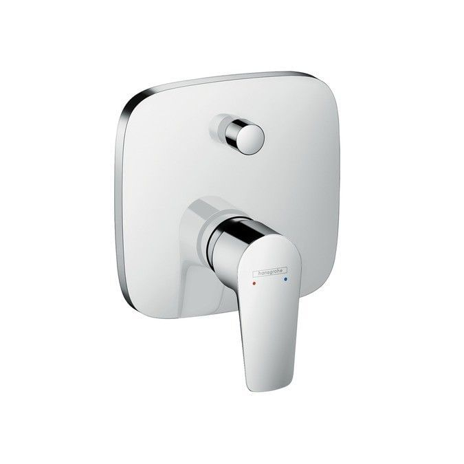 Talis E Single lever bath mixer for concealed installation