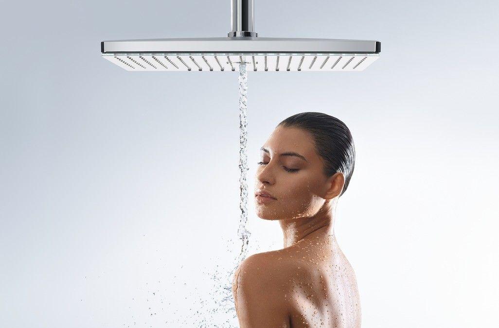 Rainmaker Select 460 3jet overhead shower