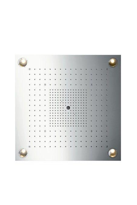 AXOR STARCK ShowerHeaven 720x720mm ΚΕΦΑΛΗ ΝΤΟΥΣ ΟΡΟΦΗΣ with lighting