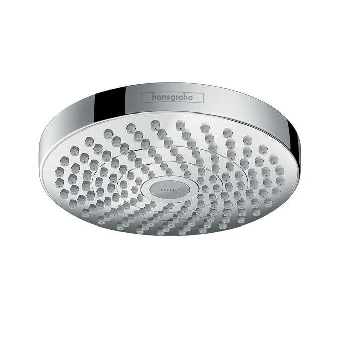 Croma Select S 180 2jet overhead shower