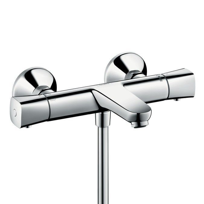 Ecostat Universal thermostatic bath mixer for exposed installation
