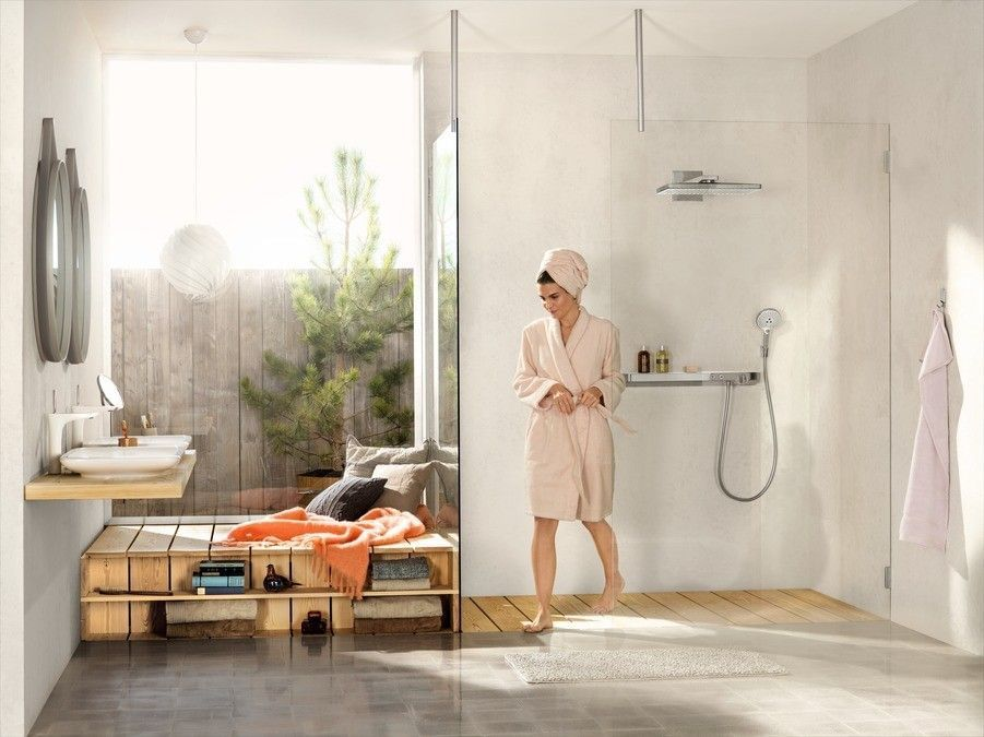Rainmaker Select 460 1jet overhead shower