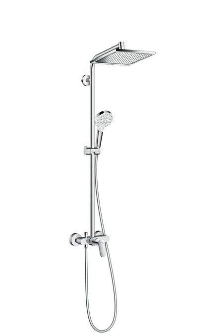 Στήλη Ντους Crometta E 240 1jet Showerpipe with single lever mixer