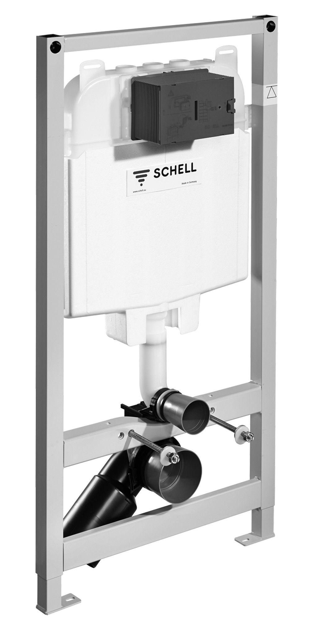 SCHELL WC mounting module MONTUS C 80