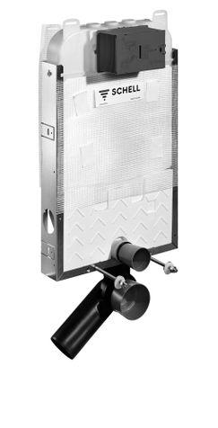 Εντοιχιζόμενο Καζανάκι MONTUS C-Ν 80 με πλακέτα
