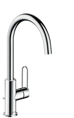 AXOR Uno Single lever basin mixer 240 loop handle