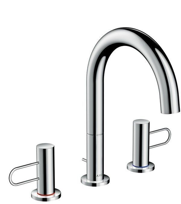 AXOR Uno 3-hole basin mixer 200 loop handle
