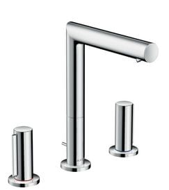 AXOR Uno 3-hole basin mixer 200 zero handle