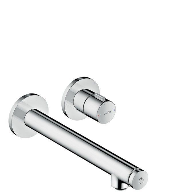 AXOR Uno Select basin mixer for concealed installation wall-mounted 220