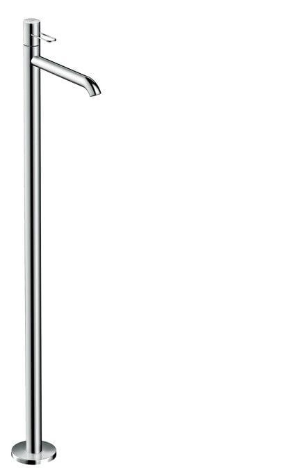 AXOR Uno loop handle  Single lever basin mixer floor-standing loop handle