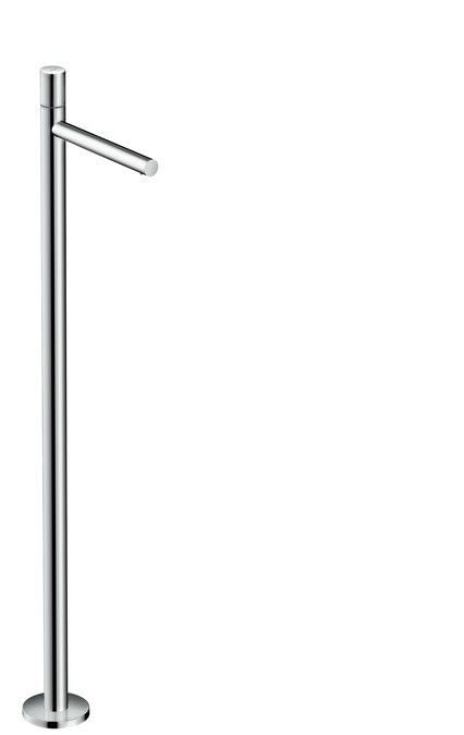 AXOR Uno Single lever basin mixer floor-standing zero handle