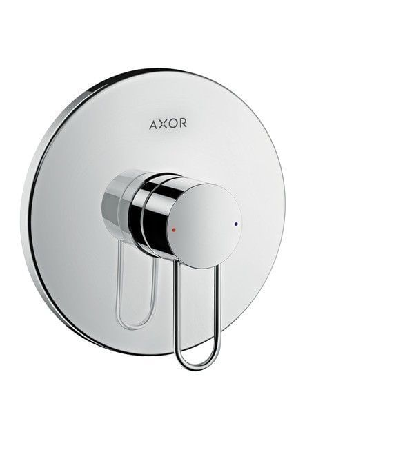 AXOR Uno Single lever shower mixer for concealed installation loop handle