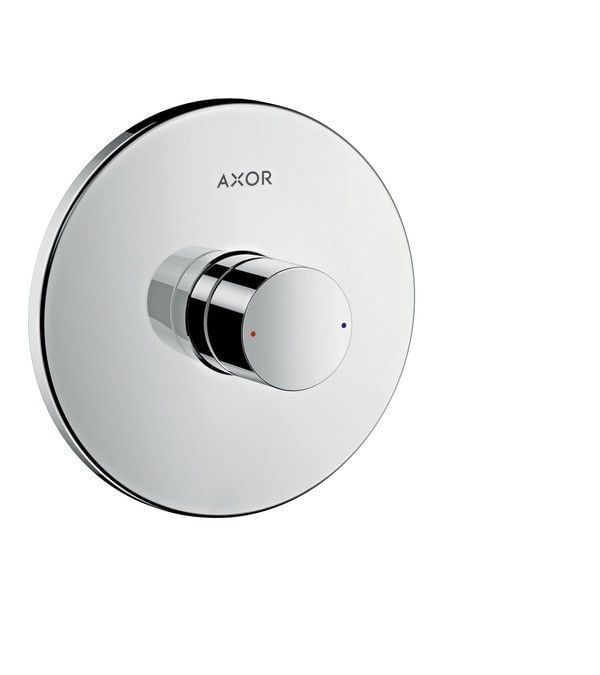 AXOR Uno Single lever shower mixer for concealed installation zero handle