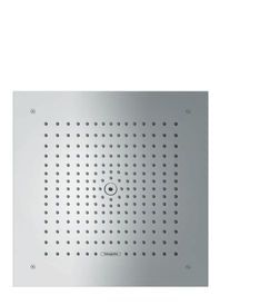 Raindance E 400 x 400 mm Air 1jet overhead shower